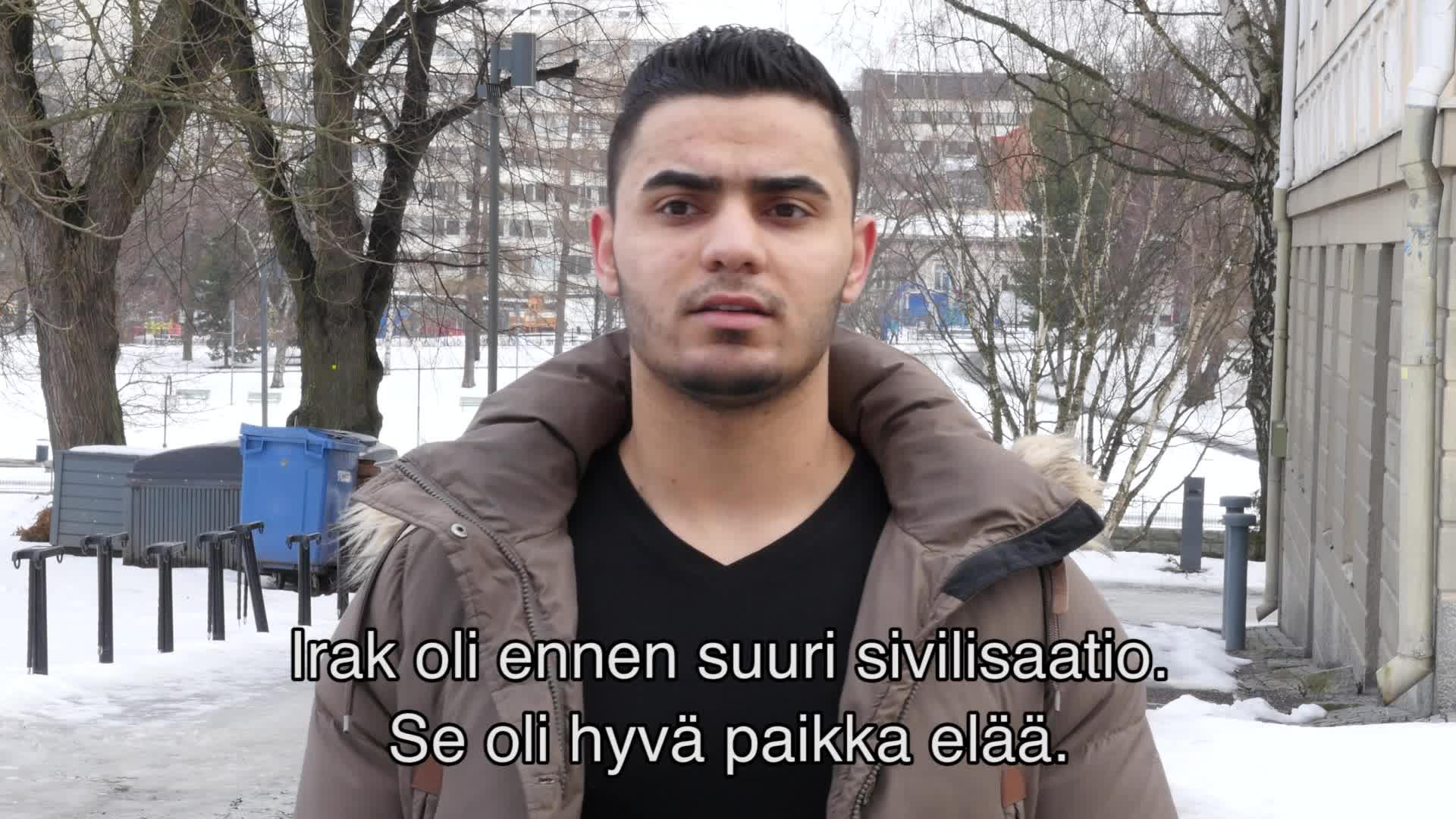 Irak suku puoli video